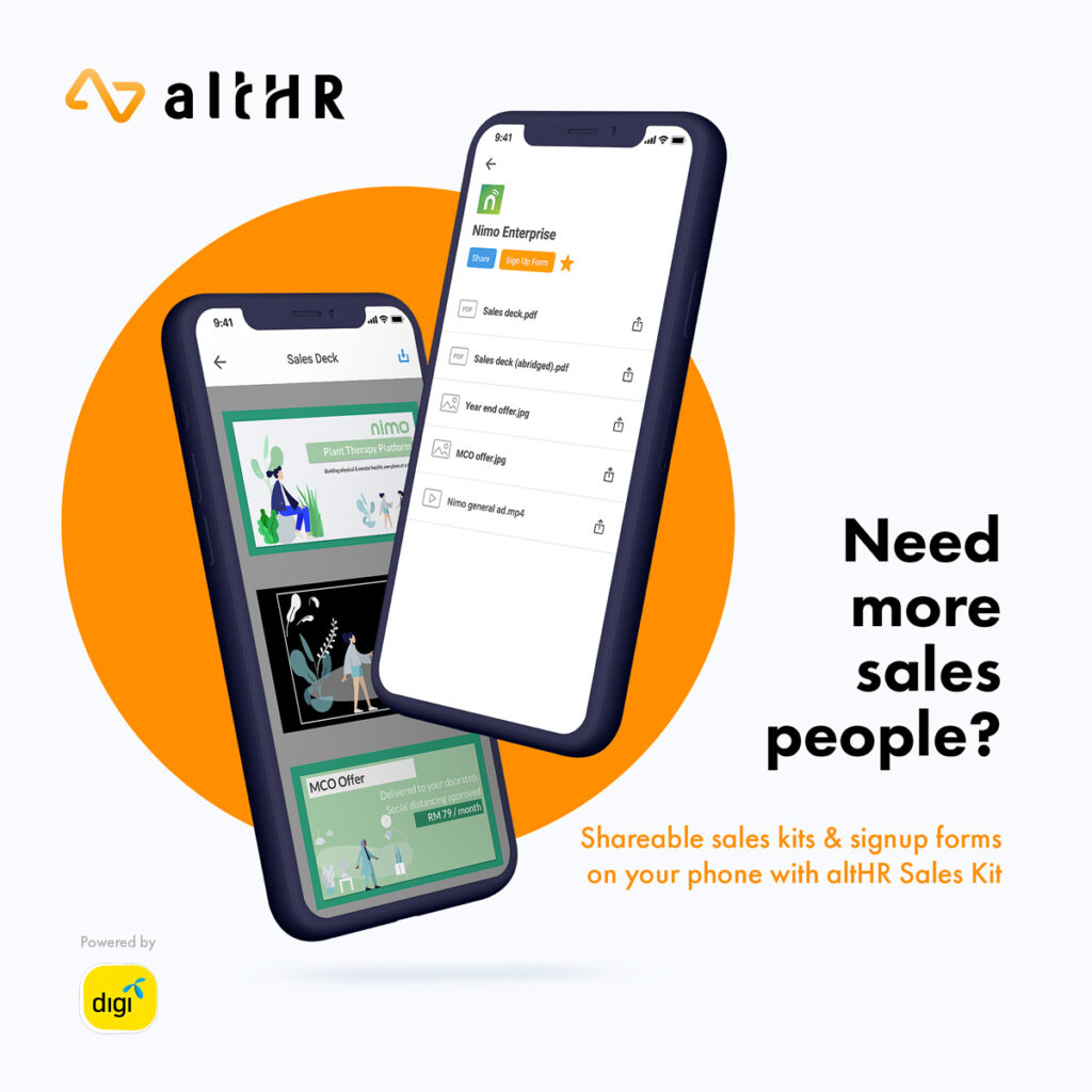 Digi Rolls Out altHR Sales Kit Feature For Businesses 21