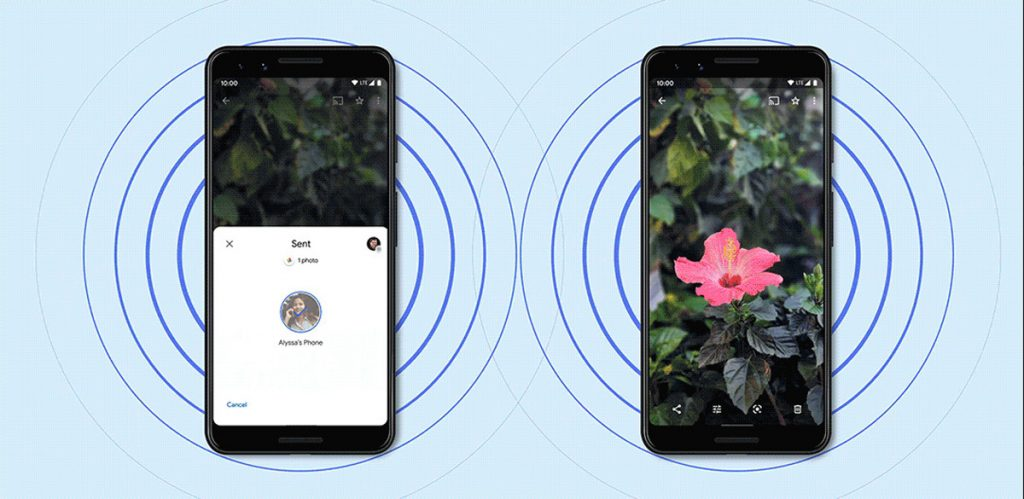 Android's Version Of Apple AirDrop Is Called Nearby Share And It's Coming Soon 19