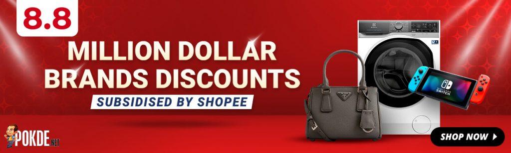Million Dollar Brands Discount