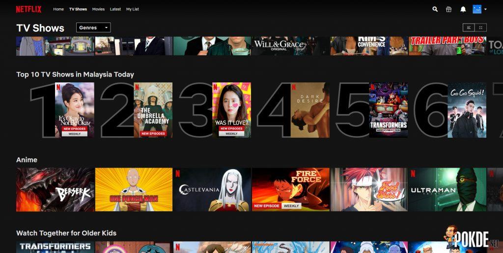 Netflix Malaysia