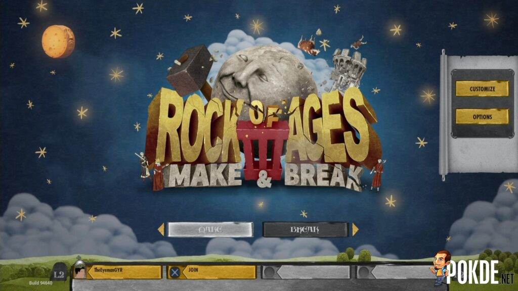 Rock of Agees 3 Review