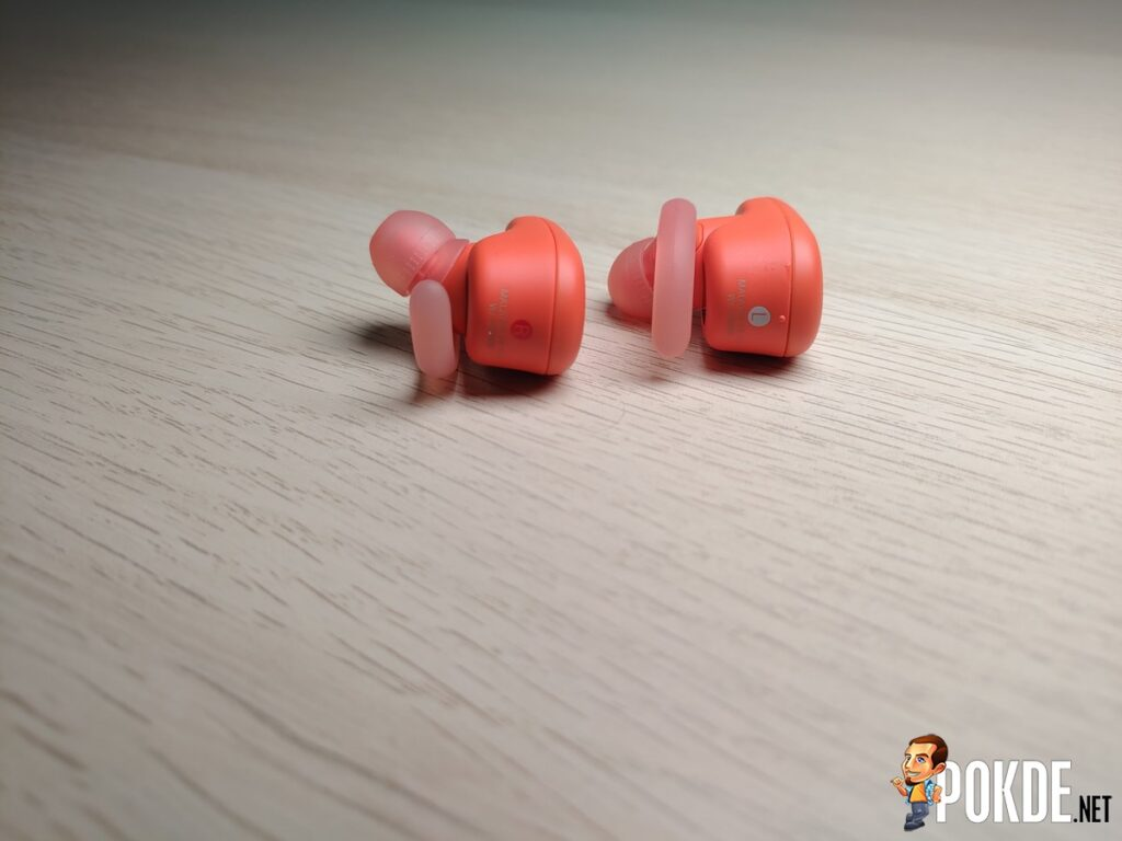 Sony WF-SP800N Review - Noise Cancelling for the Active Lifestyle 22
