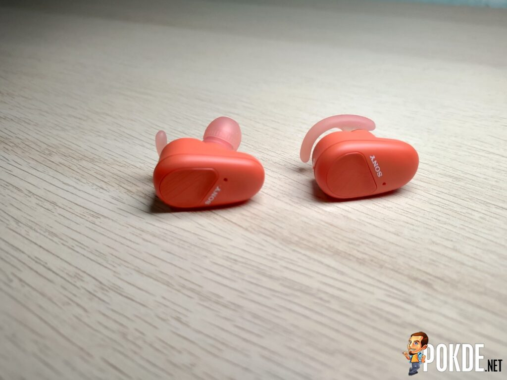 Sony WF-SP800N Review - Noise Cancelling for the Active Lifestyle 20
