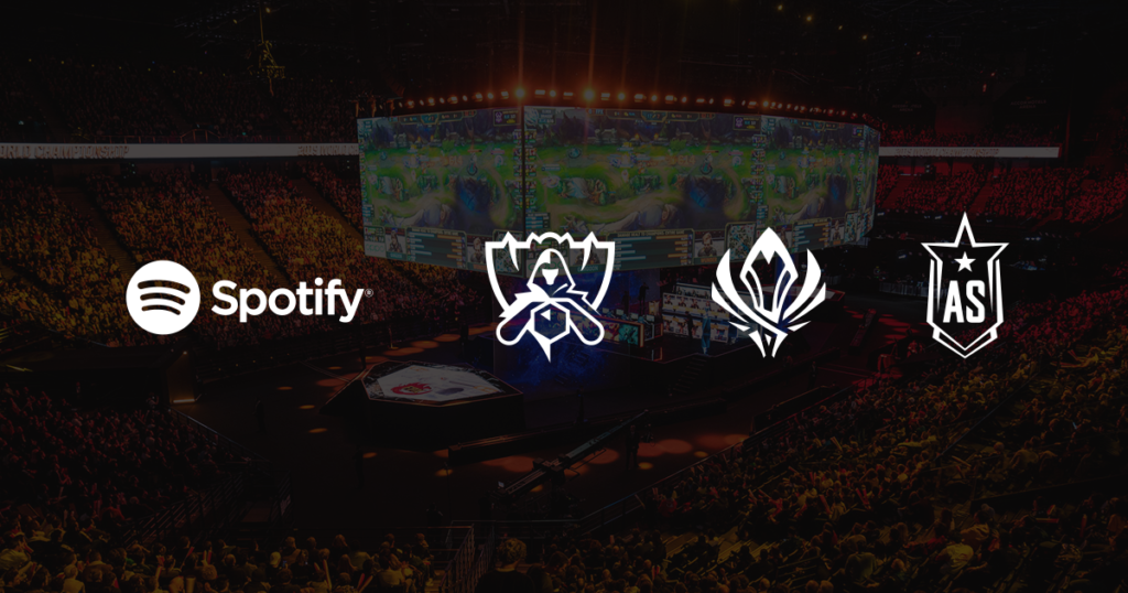 Spotify Teams Up With Riot Games For Official League of Legends Esports Partnership 20