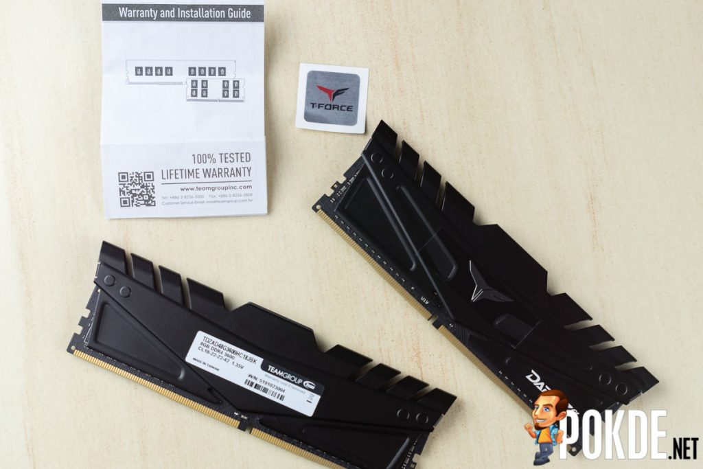 TEAMGROUP T-Force Delta Za DDR4 3600-3