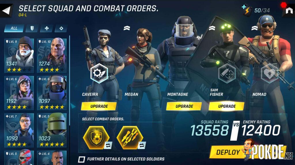 Tom Clancy's Elite Squad 1