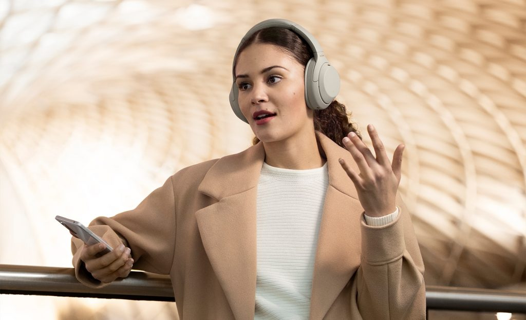 Sony WH-1000XM4 Noise Cancelling Headphones Officially Revealed