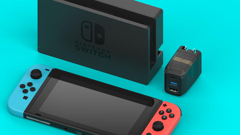 Genki Launches Nintendo Switch Covert Dock for the Ultimate Convenience 24