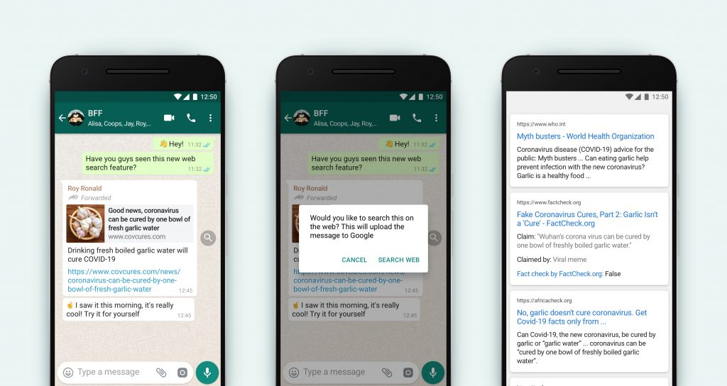 WhatsApp Is Testing A New Way to Fact Check Forwarded Messages 18