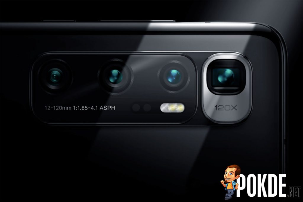 xiaomi mi 10 ultra camera design