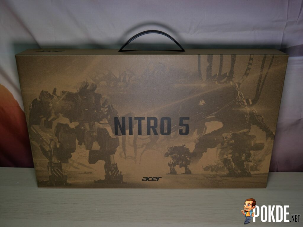 Acer Nitro 5 AMD 2020 Review - GPU Needs Improvement 26