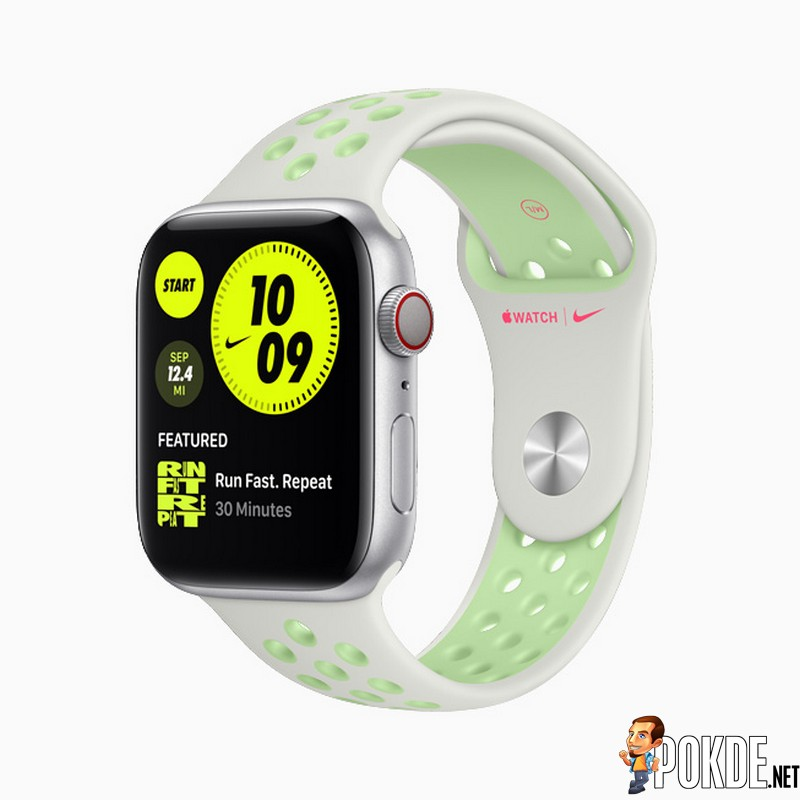 Apple Watch Series 6 Nike