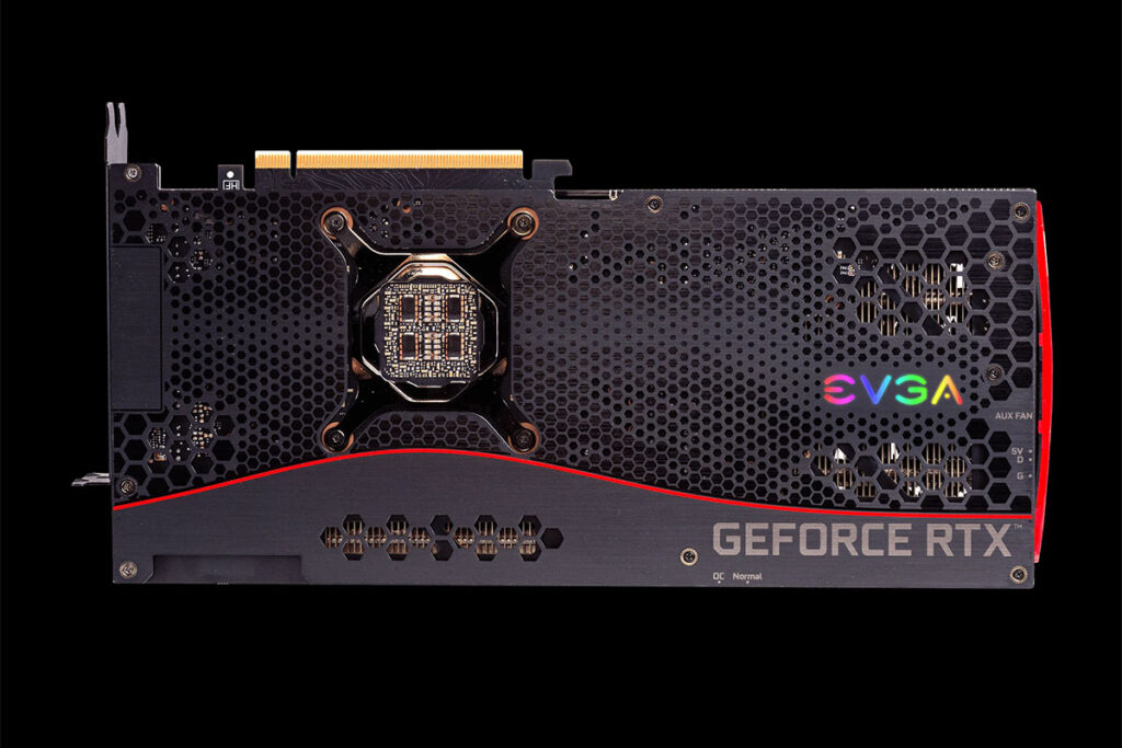 EVGA GeForce RTX 3080 FTW3