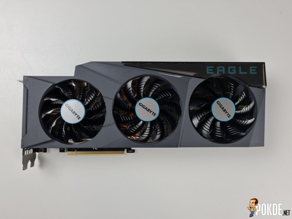 GIGABYTE GeForce RTX 3080 Eagle OC Review