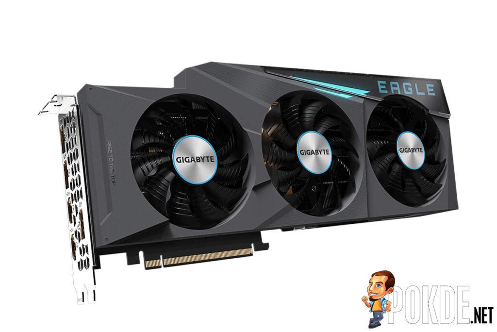GIGABYTE GeForce RTX 3080 Eagle OC Malaysia