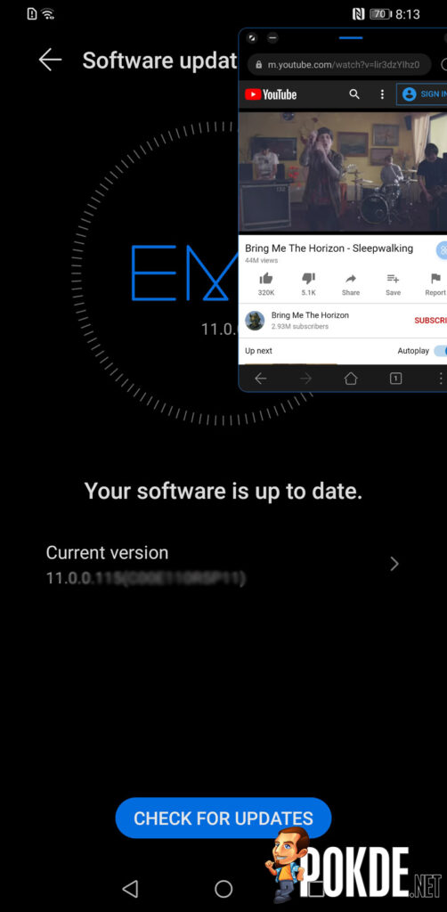 EMUI 11 Hands-On — Subtle Improvements 28