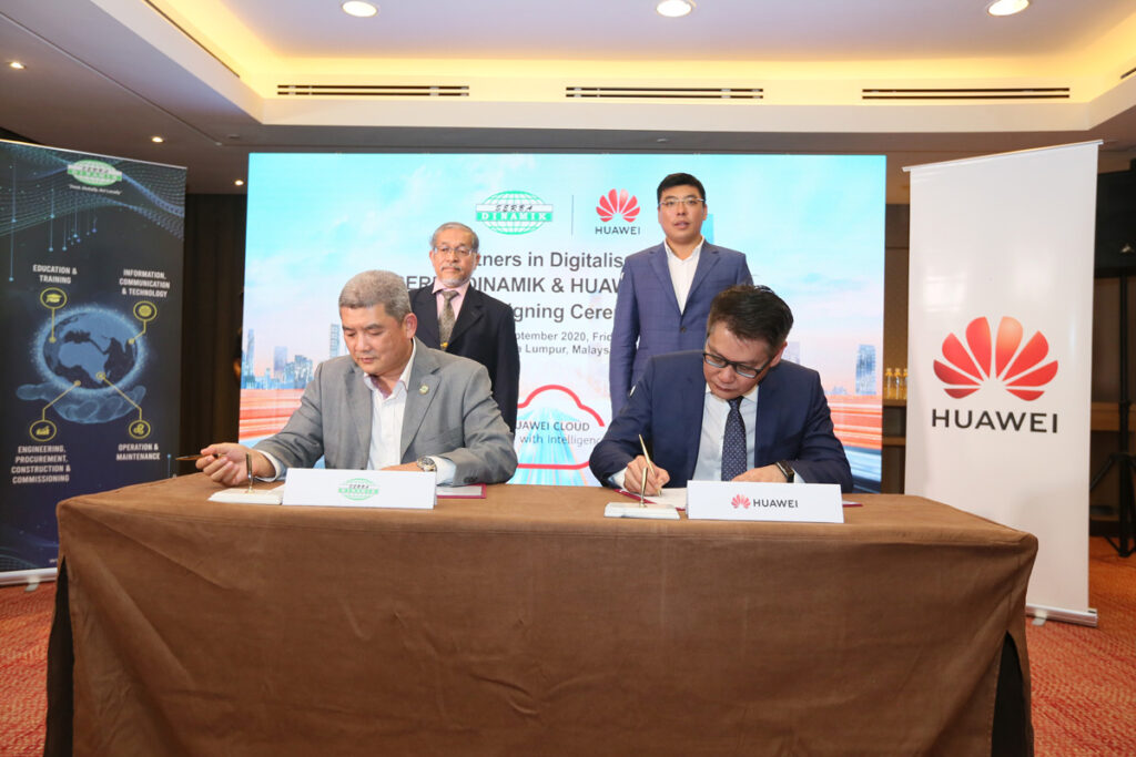 HUAWEI Teams Up With Serba Dinamik As Digitalization Partners 20