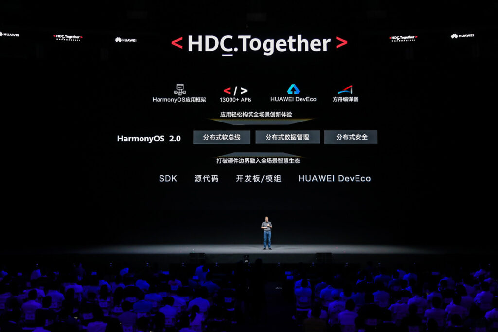 HUAWEI Unveils HarmonyOS 2.0 Which Will Be Open-Sourced 27