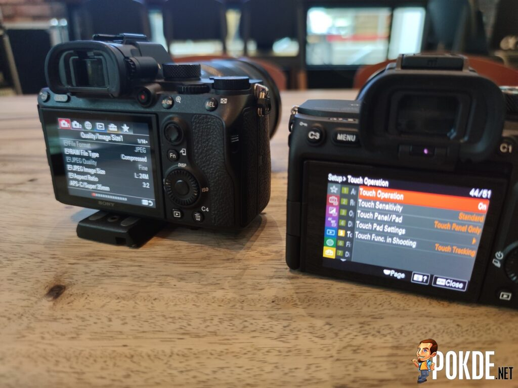 Quick Look At The Sony a7S III 21