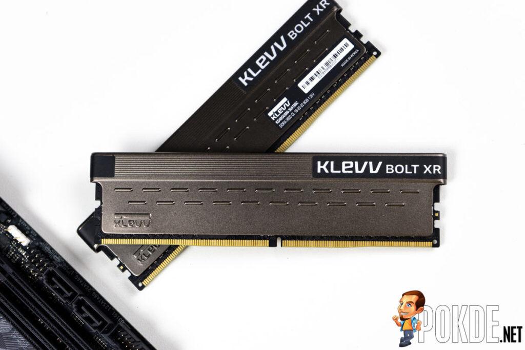 KLEVV Bolt XR Review-3