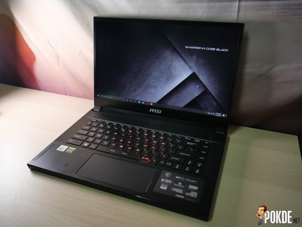 MSI GS66 Stealth Review - Power and Portability In Your Hands 40