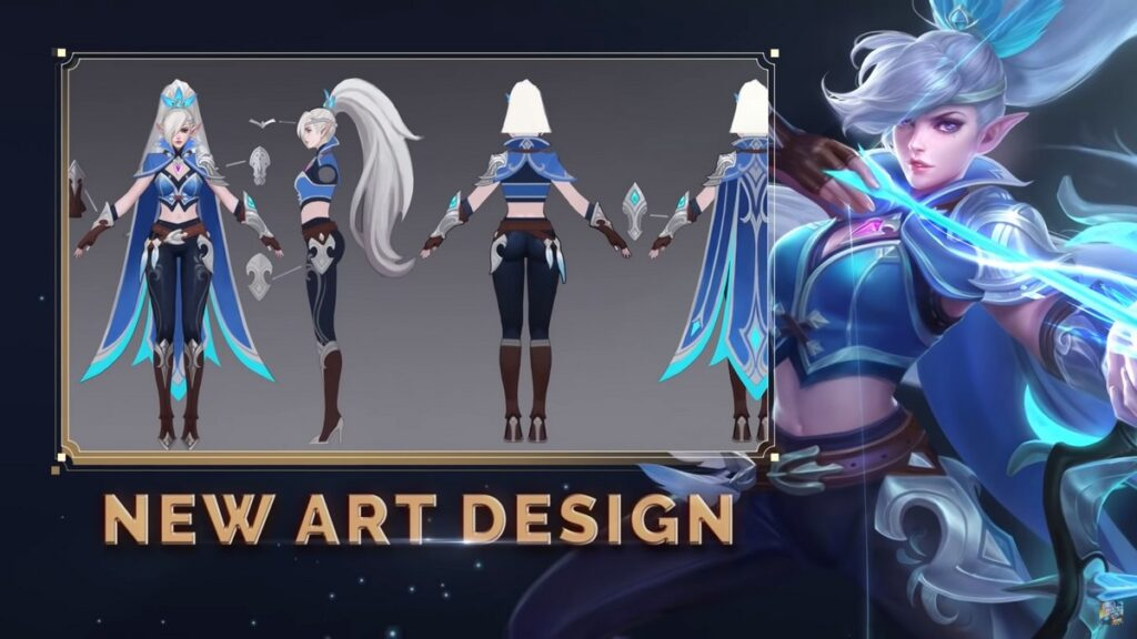 Mobile Legends Project NEXT Characters Redesign