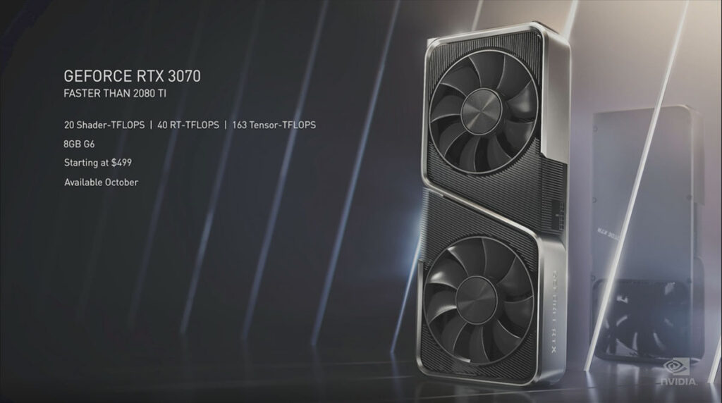 NVIDIA GeForce RTX 3090, RTX 3080 and RTX 3070 — Ampere amps up the bang for buck proposition! 20