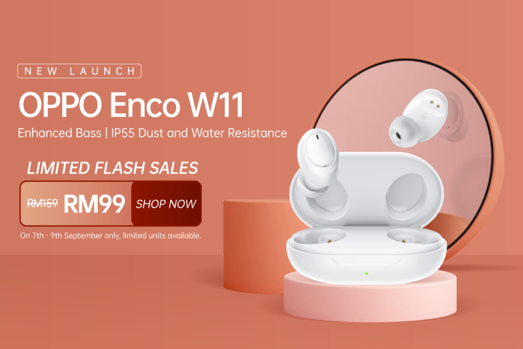 OPPO Malaysia Offers Discounts Up To RM120 This 9.9 Mega Sales 23