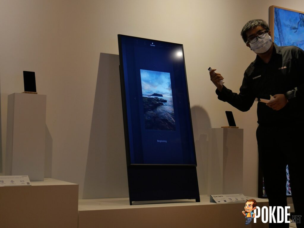 Samsung Malaysia Launches 3 Unconventional TVs That Change the Way You Use a Display 21