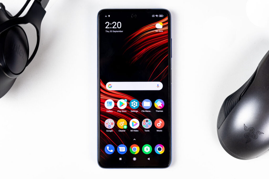 POCO X3 NFC screen-12