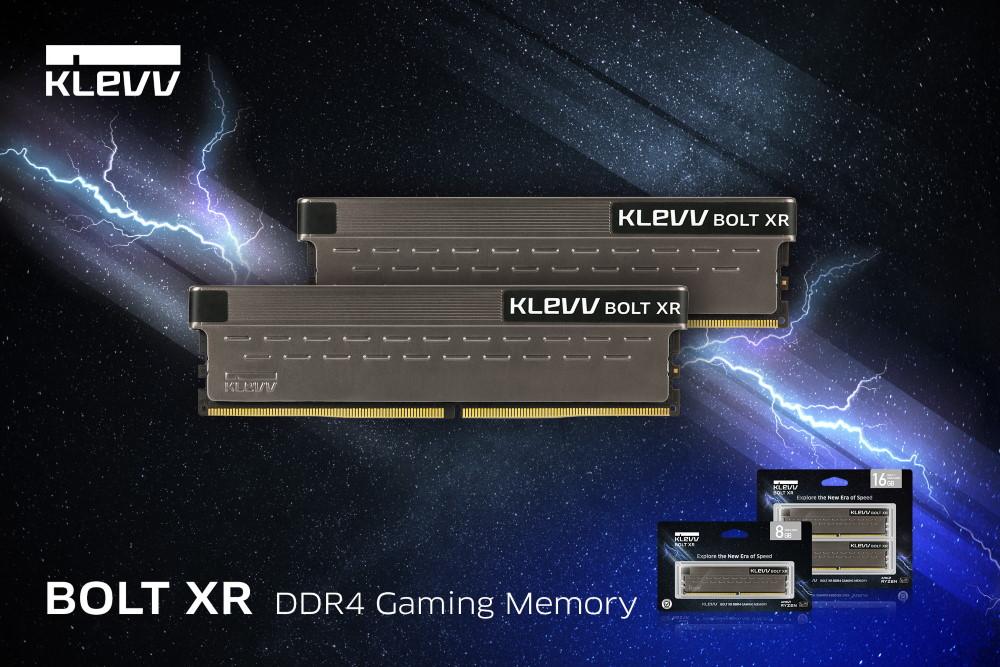 KLEVV BOLT XR DDR4
