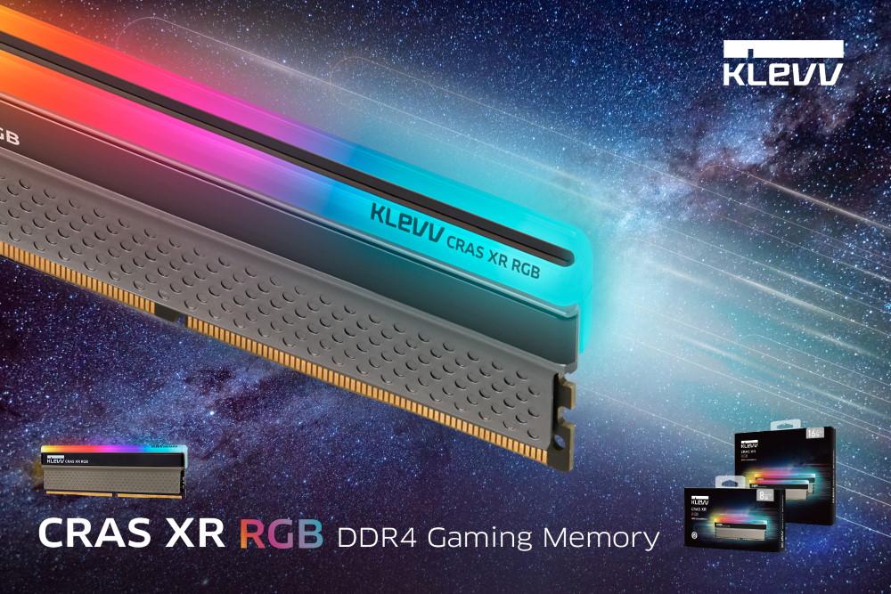 CRAS XR RGB RAM