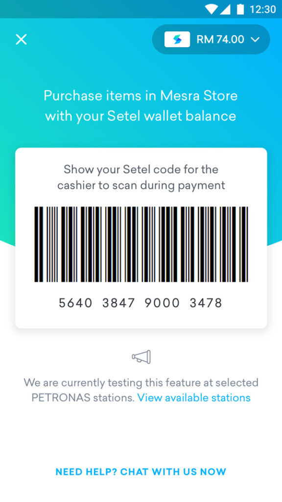 Setel Introduces New Deliver2Me And In-Store Cashless Payment Services At PETRONAS Stations 29