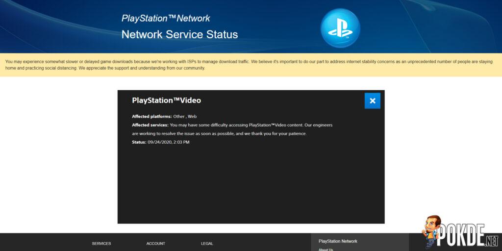 PlayStation Network PlayStation Video PSN