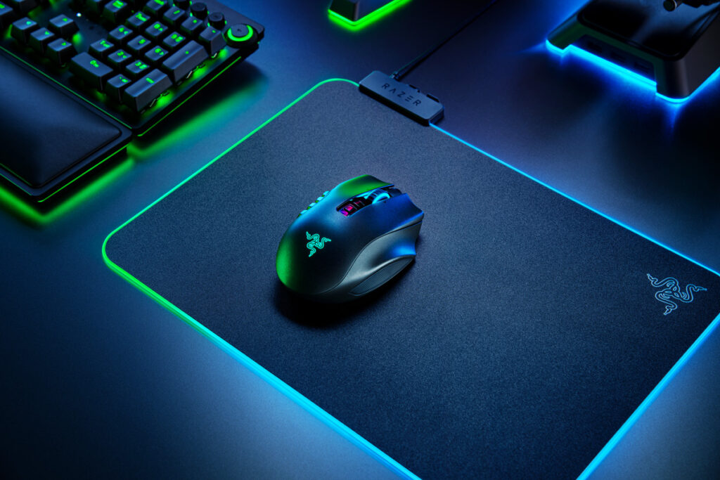New Razer Naga Pro With Swappable Side Plates Introduced At RM709 25
