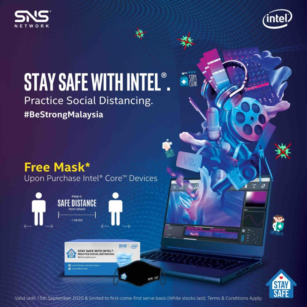 Stay Safe with Intel