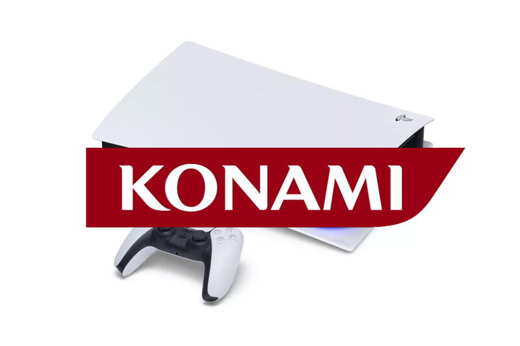 Could Sony Be Looking to Acquire Konami to Bolster PS5 Offerings?