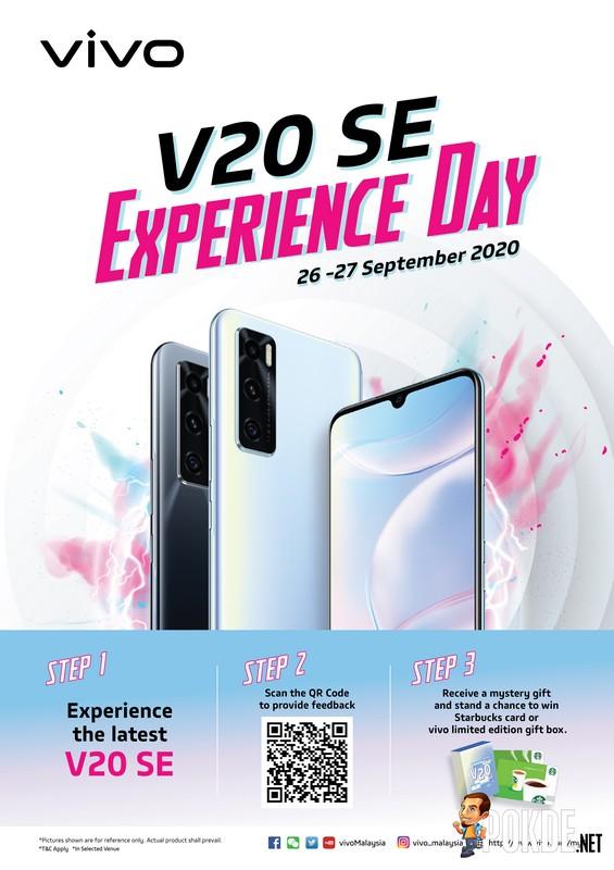 vivo V20 SE Experience Day