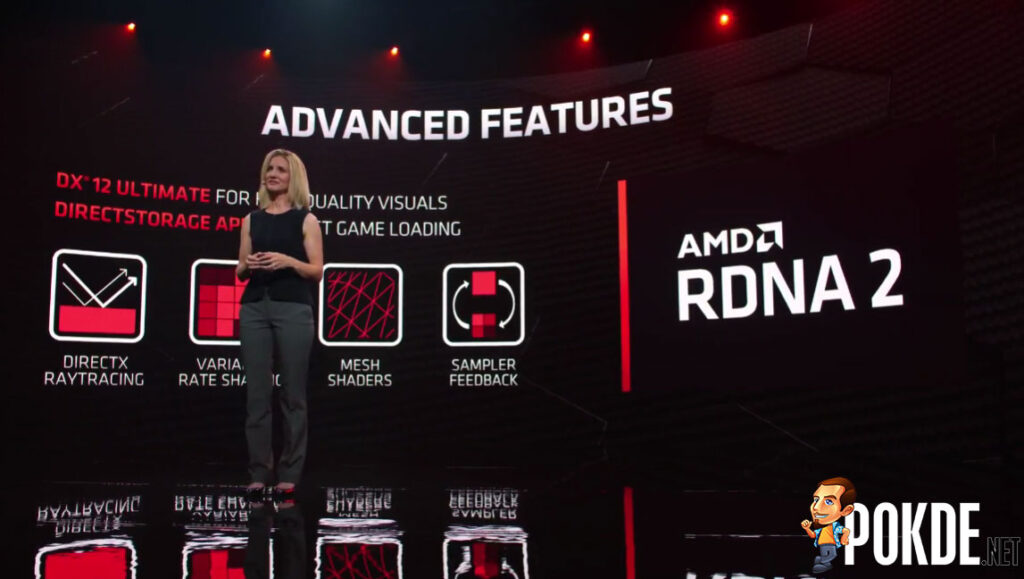 AMD RDNA 2 DirectX 12 Ultimate