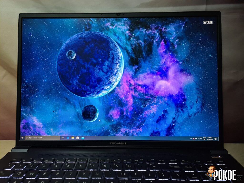 ASUS ProArt StudioBook Pro X Review - It Gets Some Things Right 37