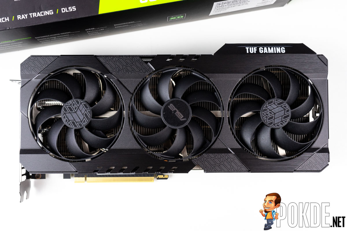 ASUS TUF Gaming GeForce RTX 3070 OC Edition Review — much cooler than the Founders Edition, but at what cost? 21