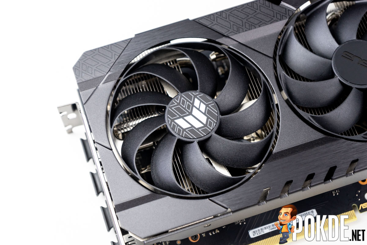 ASUS TUF Gaming GeForce RTX 3070 OC Edition Review-5