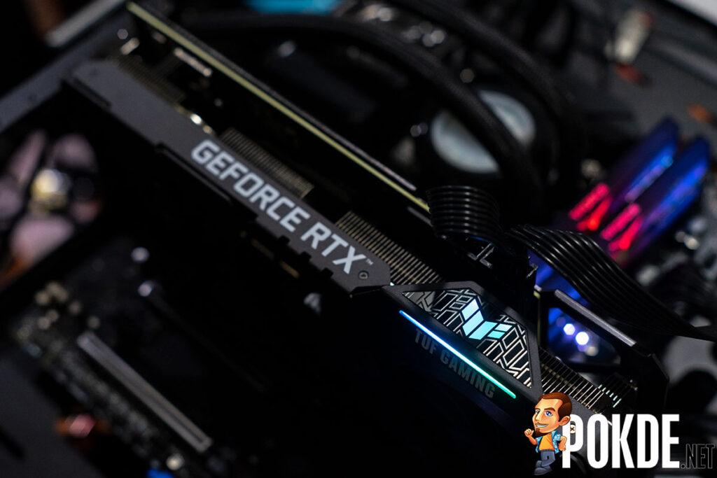 ASUS TUF Gaming GeForce RTX 3070 Review ARGB