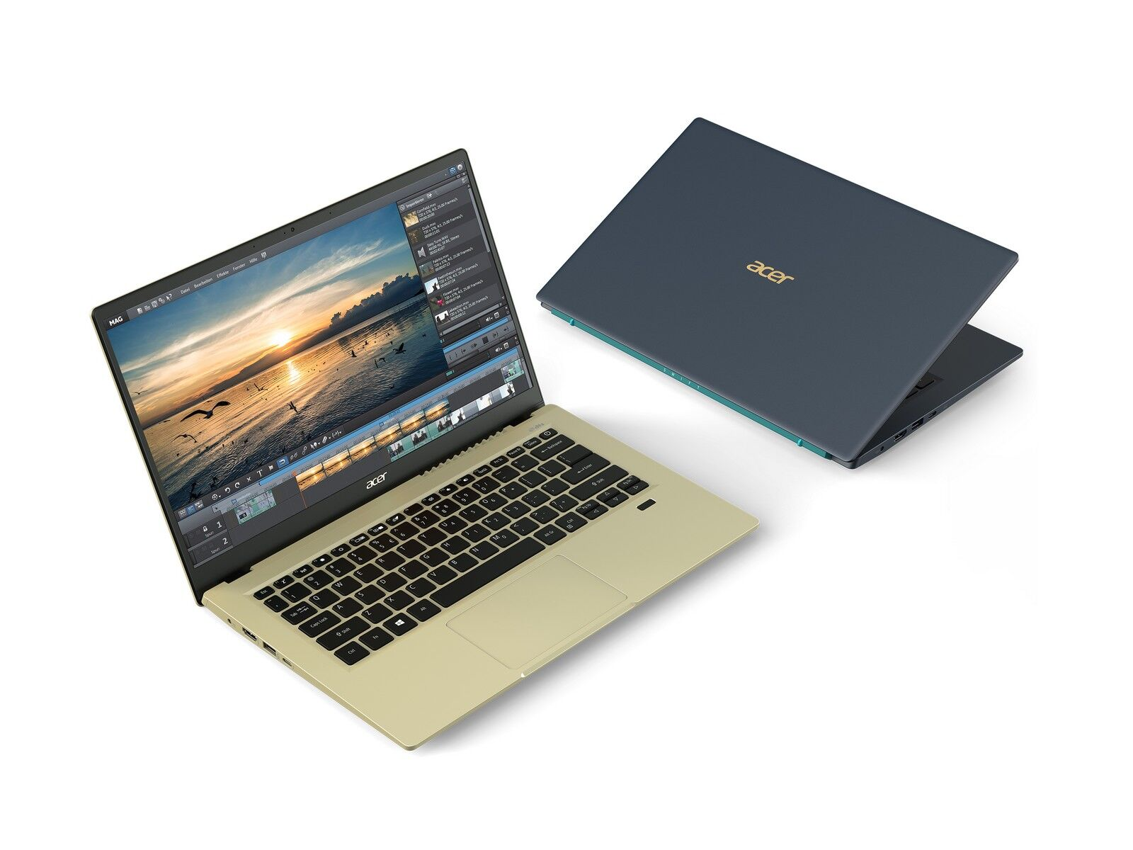 Acer Unveils a Slew of New Laptops at Next@Acer 2020