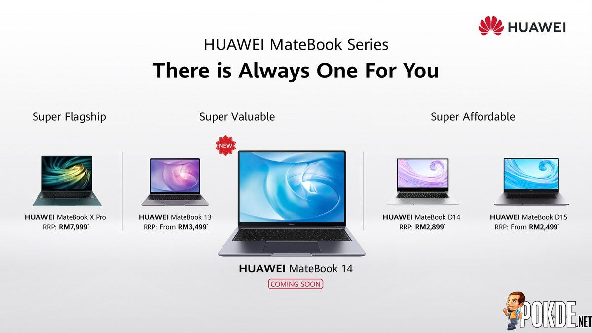 HUAWEI MateBook 14 Is Joining HUAWEI's MateBook Family Very Soon 26