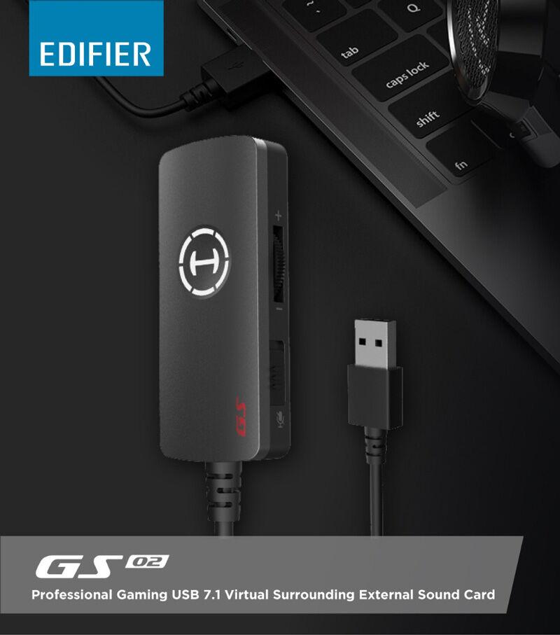 Edifier Malaysia Releases Edifier Hecate GM4 Mini 1 Plus Edifier GS01 & GS02 28