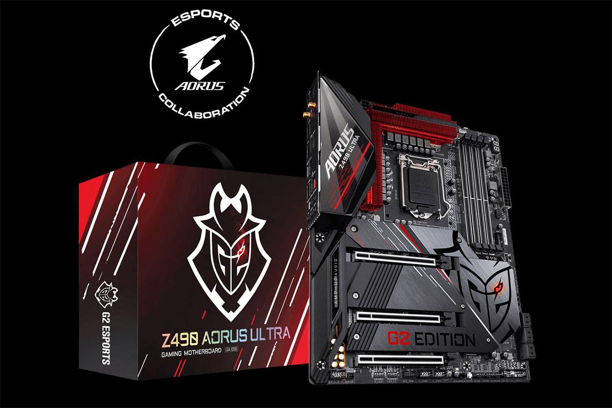 GIGABYTE Z490 AORUS Ultra G2 Edition