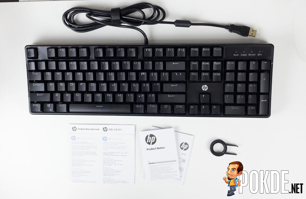 HP GK320 Review — Fair Price, Fair Clicks 23