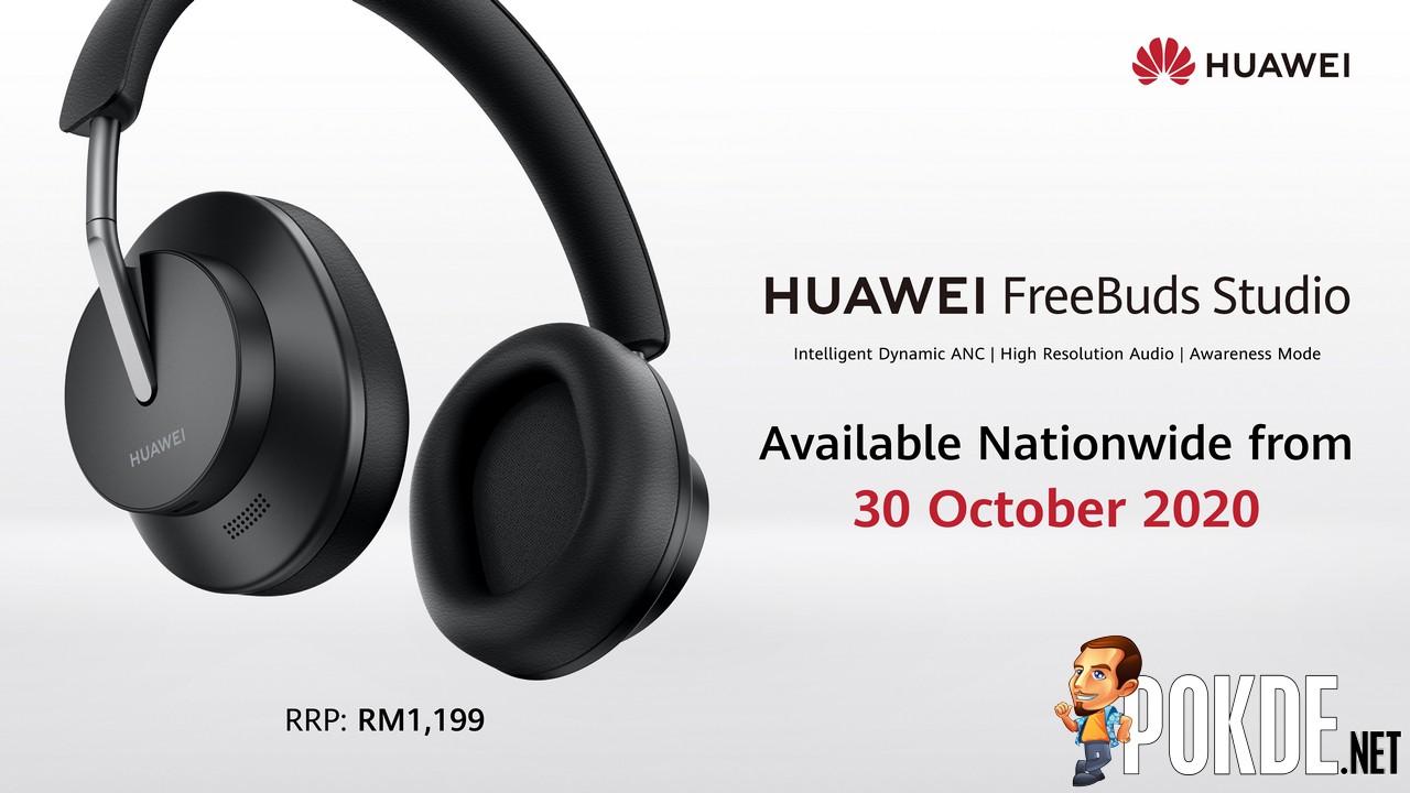 HUAWEI FreeBuds Studio price and availability