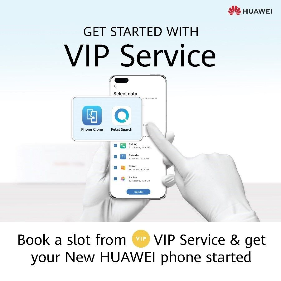 HUAWEI New Phone VIP Unboxing Service Lets You Enjoy Your New Device With Less Hassle 23